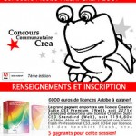 """CREA 2007 (7ème édition), """"Photo Macro – Proxy Photo"""", """"Alternative Creativity"""" : et de 3 autres nouveaux concours créatifs !"""
