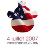 4 juillet : fête de l'indépendance mais …